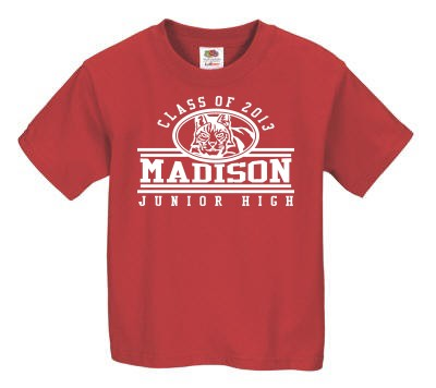 School name and mascot shirts custom t shirts for for Custom school t shirts